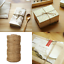 2-100 Meters 2mm Natural Brown Jute Hemp Rope Twine String Cord Craft DIY Making