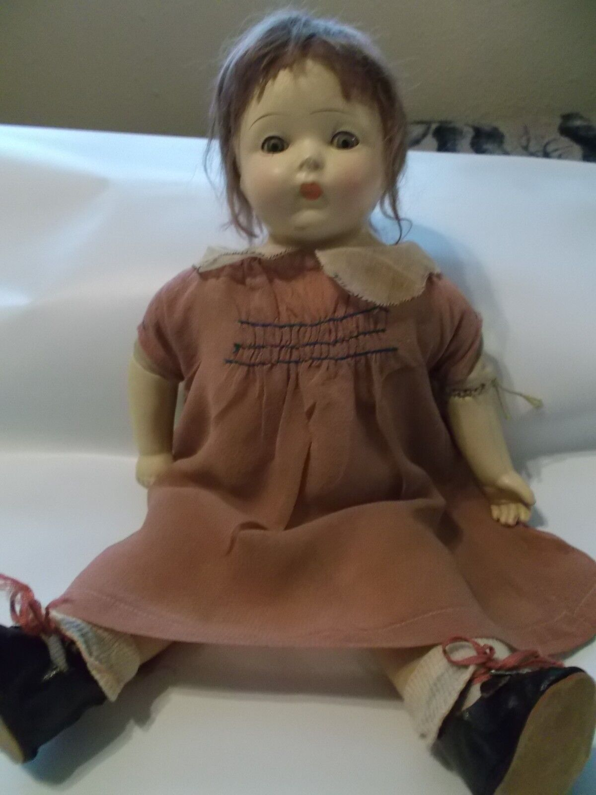 K & K DOLL  49, COLLECTIBLE VINTAGE