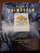 Schweden Jahrgang 1996 postfrisch komplett Year Collection stamps sweden (90099)