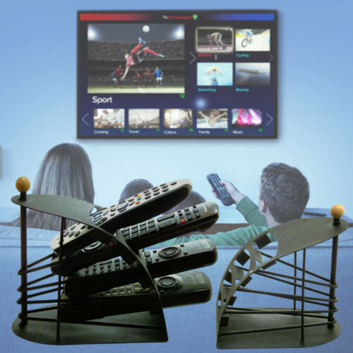 Great Ideas Remotes Control TV Handset Holders Storage Organiser Tidy Home Decor