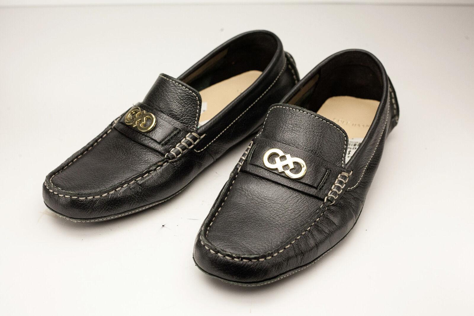 Cole Haan tamaño 7 Zapatos para mujer negro negro negro de conducción Mocs  precio razonable