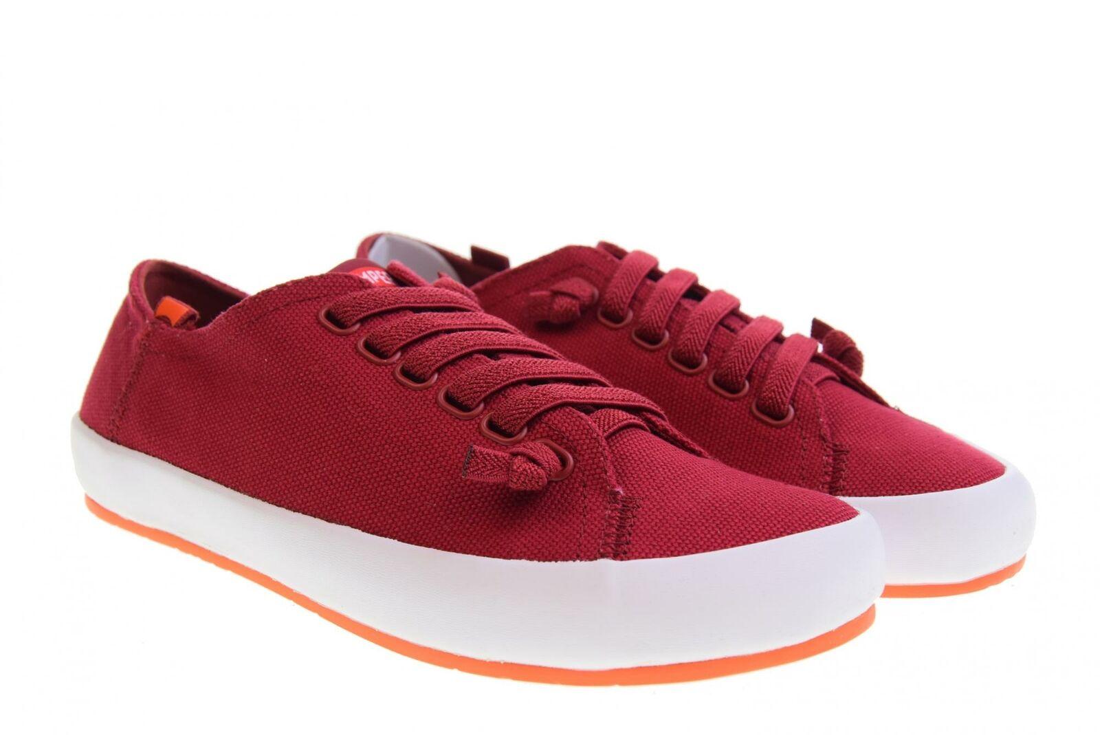 Camper P19s shoes women zapatillas bajas 21897-047 red