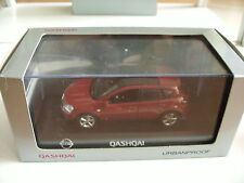 J-Collection Nissan Qashqai Urbanproof in Red on 1:43 in Box