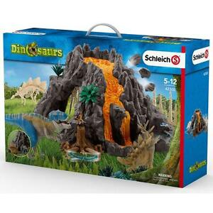 Schleich-Giant-Volcano-with-T-Rex-42305