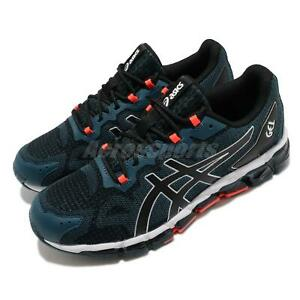 Chirrido entrada pianista  Asics Gel-Quantum 360 6 Magnetic Blue Black Men Running Shoes Gel  1021A337-400 | eBay