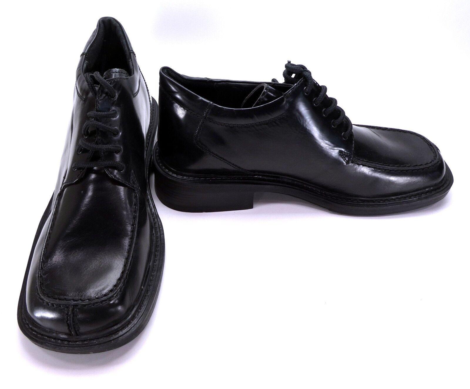 in vendita scontato del 70% Sergio Velez scarpe Leather Dress Business Style nero nero nero stivali Dimensione 11  prezzo ragionevole