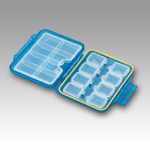MEIHO AKIOKUN Pocket Size Tackle CASE FB-480 Combined Shipping!!