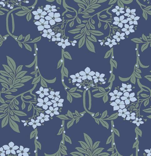 Liberty Hesketh House-Nouveau Mayflower 04775654X 100/% tissu de coton BLEU