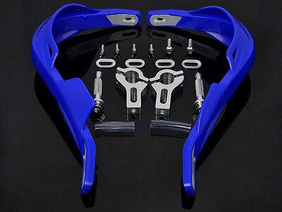 Blue Brush Hand Guards For Yamaha XT WR YZ TT PW DT TTR 450F 250F R230 R125 R110