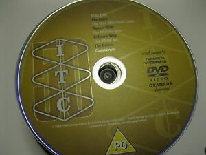 ITC-50-DISC-ONE-The-Saint-Danger-Man-Gideon-039-s-Way-The-Baron-DVD