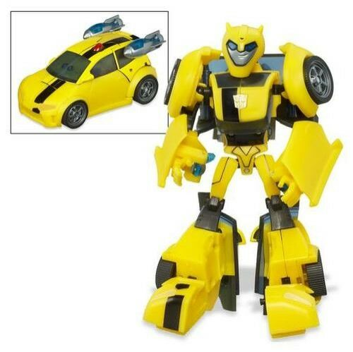 Autobot Cybertronian Bumblebee from Cartoon *Rare