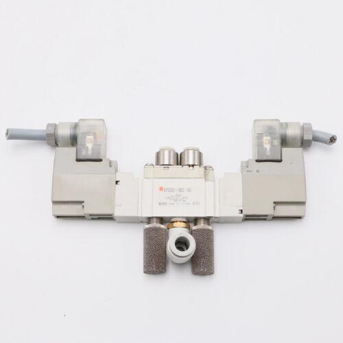 SMC sy5220-5dz-c6 potenza idraulica 5//2 vie valvola