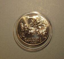 1999 Slovakia Slovak Rep Tatransky Narodny Park 500 SK Korun Silver BU Coin TANA
