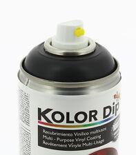 Kolor revestimiento por inmersión multi propósito Vinilo Película De Goma Impermeable Cáscara de pintura de aerosol