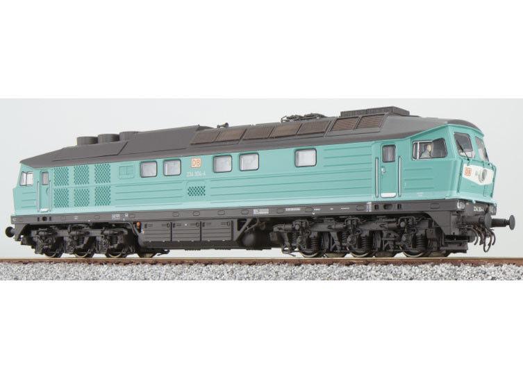 venta directa de fábrica ESU ESU ESU 31165 diesel locomotora BR 234-304-4 DB AG DC AC digital sonido vía H0  n ° 1 en línea
