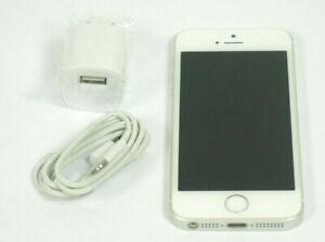 Very Good Used Silver Apple Iphone Se 64gb A1662 Unlocked Gsm Verizon Cell Phone Ebay