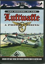 THE HISTORY OF THE LUFTWAFFE A PHOENIX RISING DVD - THE WAR FILE