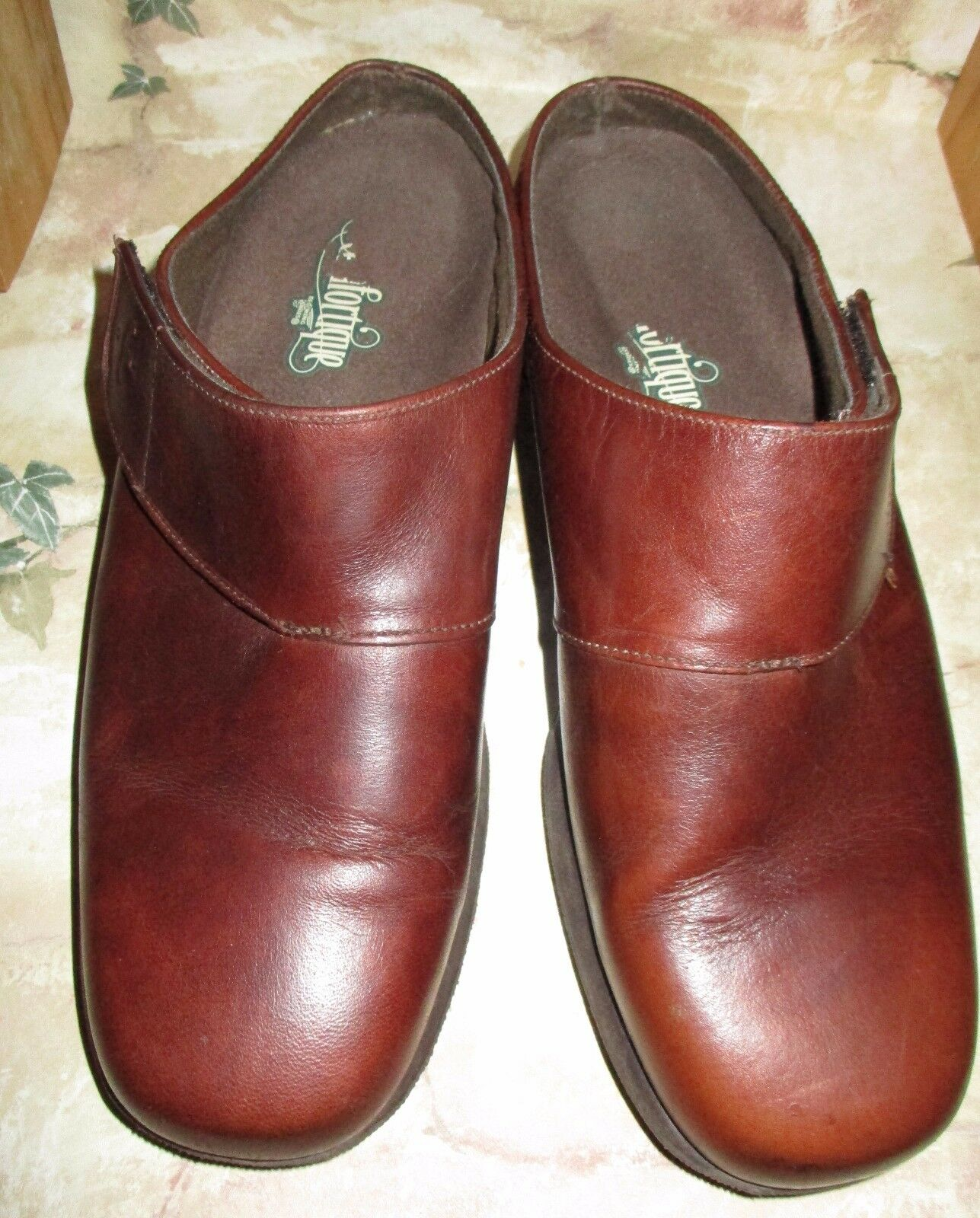 Red Wing Comfortique Women's size 8M Brown shoes Super Comfy