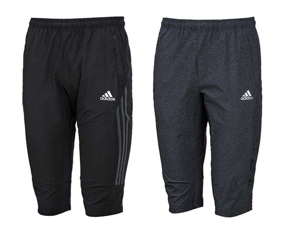 Adidas Formotion LT Woven 3/4 Pants (B76184) Running Training Capri Pant