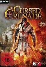 The Cursed Crusade Die blutige Zeit der Kreuzzüge Neuwertig