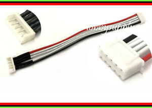 Balance-Adapter-LiPO-4S-5P-EH-Female-to-XH-Male-Connector-22AWG-15cm-lead-Cable