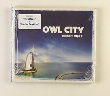 CD - Owl City - Ocean Eyes - #A1789