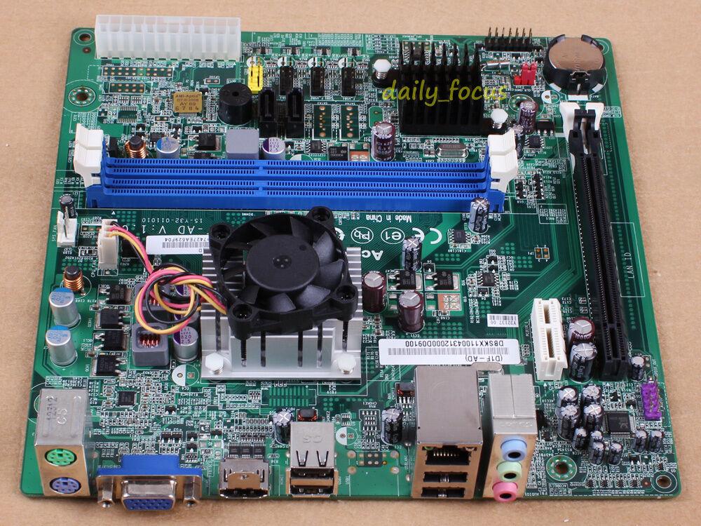 Acer SX2110 eMachines EL1360G Desktop Motherboard D1F-AD V 1.0A