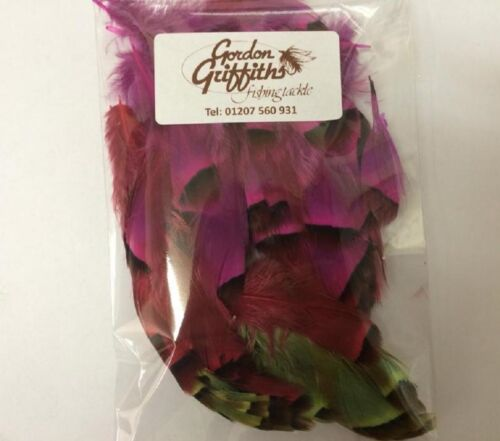 Gordon Griffiths French Partridge Mixed Pack of over 100 Feathers FPH