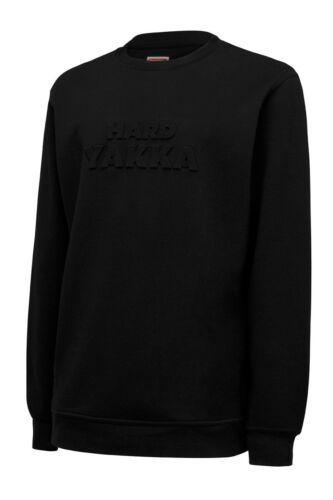 Mens Hard Yakka Jumper Crew Neck Embossed Logo Fleece Modern Fit Winter Y11690