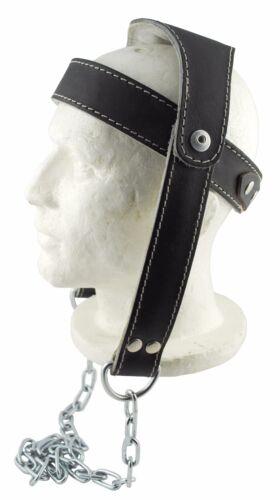Authentisch Senshi Japan Leder Kopfgeschirr Nacken Kabelbaum Dippen