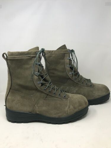 Discount New! Men Belleville 655 USAF Extreme Cold Weather Insulated Boot (WIDE) Sage U12
