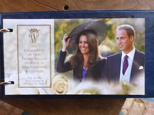 2010-ISLE-OF-MAN-WILLIAM-amp-KATE-ENGAGEMENT-STAMP-MINI-SHEET-FOLDER
