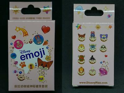 Shanghai Disney Pin SHDL Easter 2018 Mystery Box 10 Pins Full Set Eggs Mickey