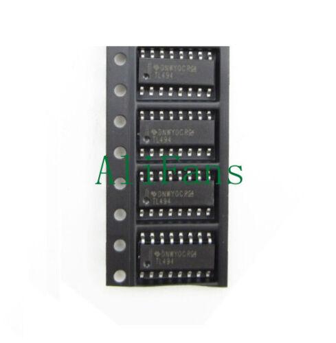 10PCS TL494CD TL494 TL494C SOP-16 Power Supply PWM Controllers