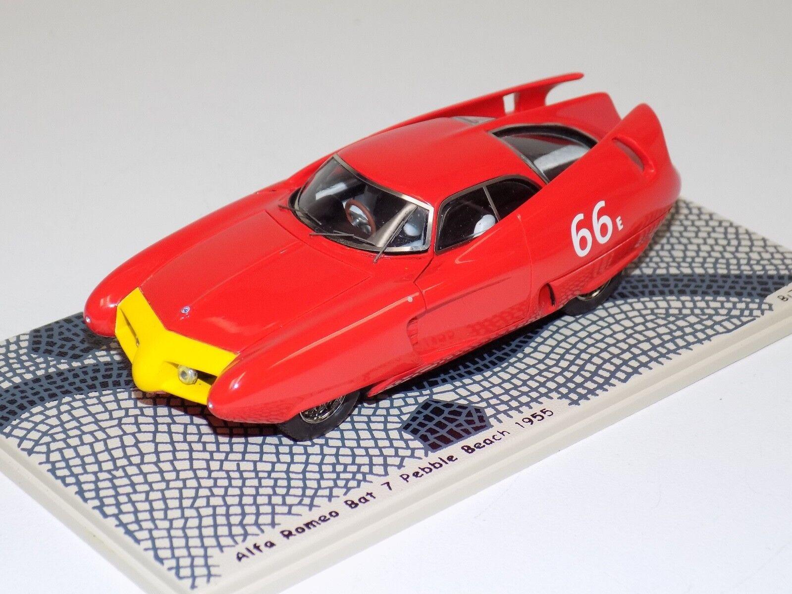 1 43 Bizarre Alfa Romeo BAT 7 från Pebble strand 1955 BZ364