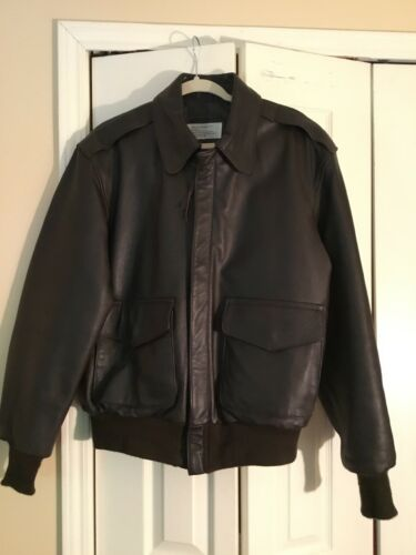excelled Sheepskin & Leather Coat Co. Mens Leather