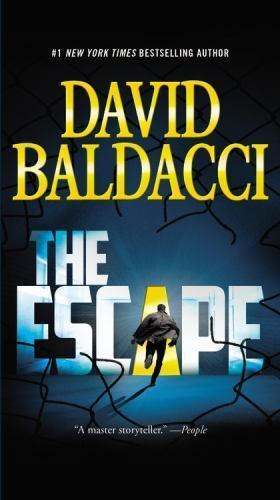John Puller: The Escape by David Baldacci (2015, Paperback)'