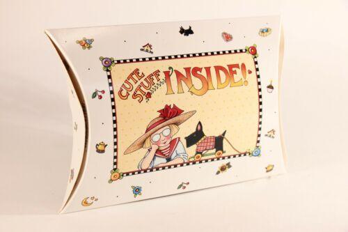 "Six Mary Engelbreit  5/"" X 4 1//2/"" X 1 1//4/""  Sunrise Mini Gift Box/'s 6 Made In"