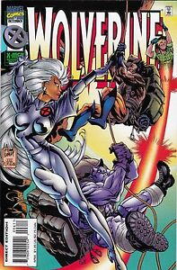 MARVEL-COMIC-WOLVERINE-96-COMIC-NM-UNREAD-52511-BR3D12