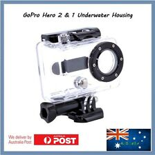 GoPro Hero 2 Underwater Housing Case - Waterproof 45M Go Pro Hero2 1 HD