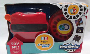 VIEW-MASTER-VIEWMASTER-21-3D-images-DISCOVERY-KIDS-Dinosaurs-marine-safari-NEW