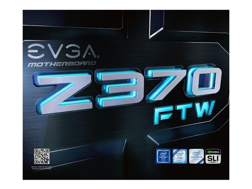 Fabriksnyt EVGA z370 FTW, EVGA , z370 FTW