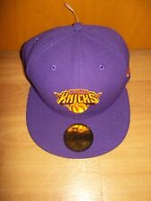 New York Knicks NBA New Era 59FIFTY cap