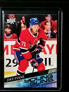 JAKE-EVANS-YOUNG-GUNS-MONTREAL-CANADIENS-2020-21-UD-SERIES-1-247