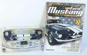Ford-Mustang-1967-Shelby-GT-500-De-Agostini-Prima-Uscita-1-18-Modellino-Auto-New