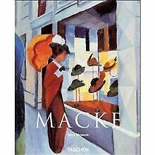 August Macke 1887-1914 von Meseure AnnaBuchZustand sehr gut