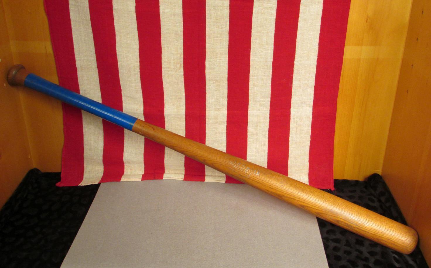 Vintage Goldsmith Holz Baseball Schläger 'Bevorzugt' No.24L Offizielles 33