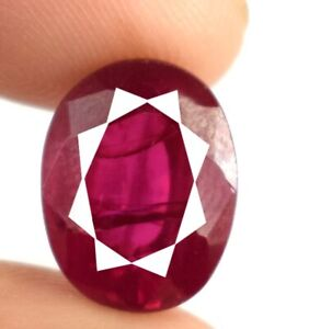 100% Natural Padparadscha Pink Sapphire 8.85 Ct Oval Gemstone Certified A14023