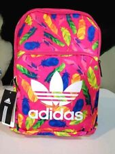Details about Adidas Originals Floral Backpack School Bag Pack Flowers Roses FH7862 NEW RARE !