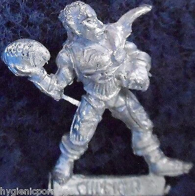 1988 Dark Elf Bloodbowl 2nd Edition Thrower 27 Citadel BB106 Team Elven Chucker